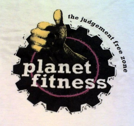 Planet Fitness T-shirt