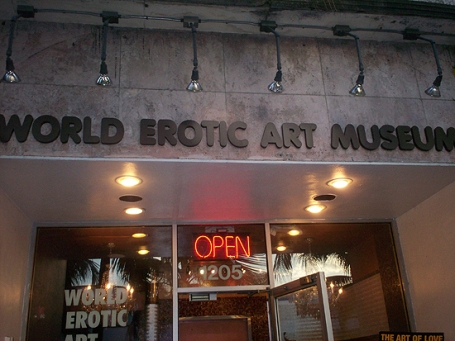 Miami's erotic art museum